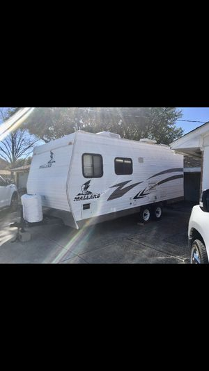 2007 mallard 24 foot travel trailer for Sale in Dallas, TX