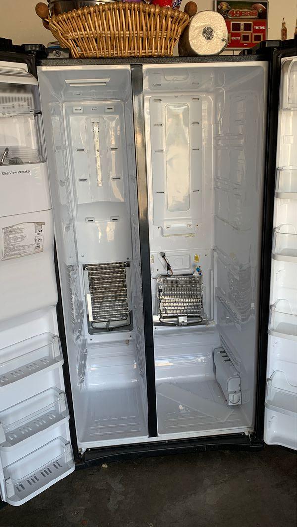 Samsung fridge and freezer
