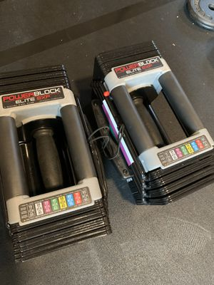 Powerblocks Elite EXP (2020) Stage 1: 5-50 for Sale in Renton, WA