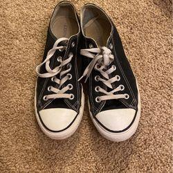 Black Converse. Size 9 for Sale in Smyrna,  TN