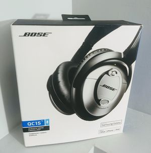 Bose® QC-15 QuietComfort Acoustic Noise Canceling Headphones for Sale in Bloomingdale, IL
