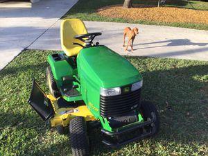 John Deere GX 325 Tractor for Sale in Fort Lauderdale, FL