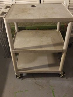 Polyurethane Rolling Cart for Sale in Cape Coral,  FL