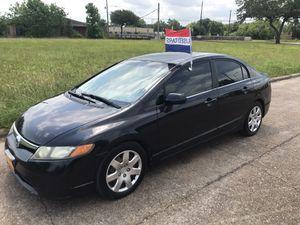 2007 Honda Civic for Sale in Houston, TX