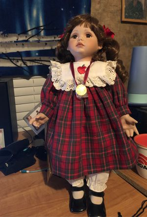 Porcelain doll for Sale in Pearl, MS