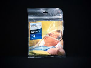 Philips Respironics Nuance Fabric Frame CPAP for Sale in Queens, NY