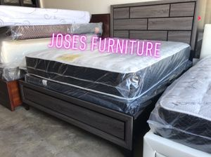 QUEEN SIZE BED MATTRESS INCLUDED) for Sale in Downey, CA