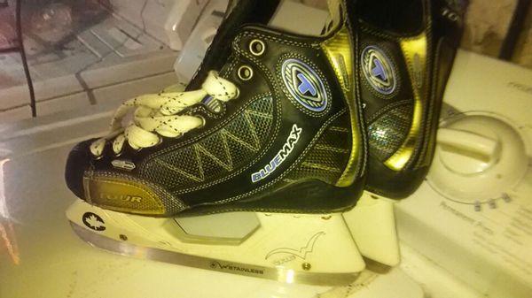 Tour blue max ice skates