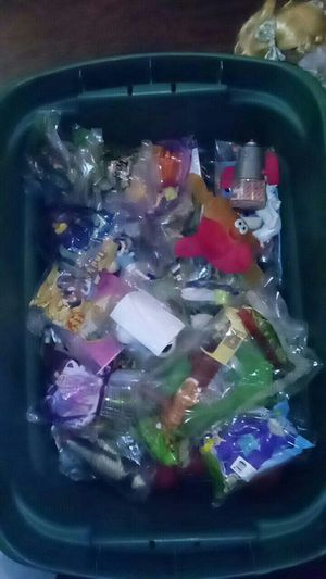Over 100 most unopened McDonald's toys for Sale in Spring Hill, FL