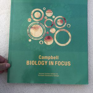 Biology In Focus for Sale in Portland, OR