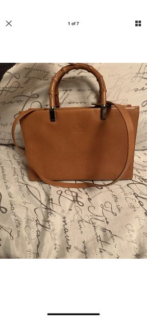Authentic Gucci satchel bag for Sale in Brush Prairie, WA