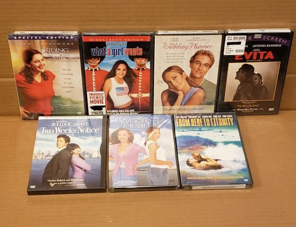 7 New DVD Movies