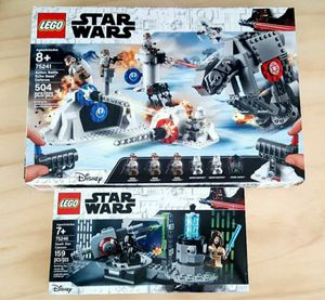 New Sealed Star Wars Legos for Sale in Mission Viejo, CA