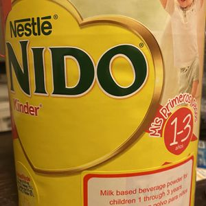 Nestle Nido Kínder for Sale in San Jose, CA