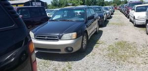 2001 Subaru Legacy Sedan for Sale in Clinton, MD