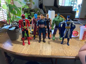 Superhero set for Sale in Sacramento, CA
