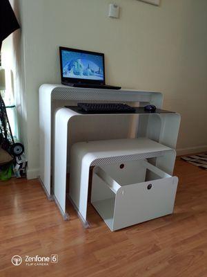 5-Piece Desk Workstation for Sale in Berkeley, CA