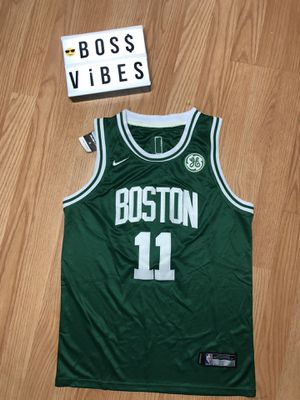 Celtics Jersey Kyrie Irving for Sale in Chatsworth, CA