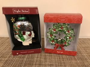 Holiday NIGHT LIGHTS for Sale in Hilliard, OH