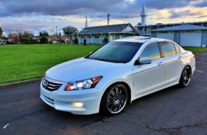 2008 Accord 4 wheel Disc Ceramic Brakes with ABS for Sale in Dallas, TX