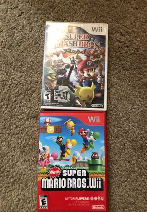 Wii Games for Sale in Escondido, CA