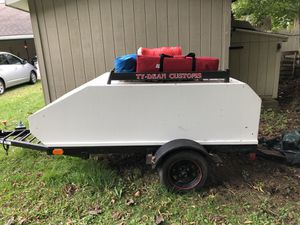 Custom made Pop Up Camper Trailer for Sale in Boston, MA