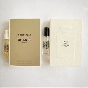 Chanel 2 Piece Perfume No.5 Trial Size for Sale in San Diego, CA