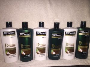 TRESemme COCONUT MILK & ALOEVERA Shampoo And Conditioner for Sale in Phoenix, AZ