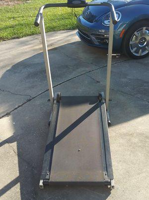 Weslo. Cardioslide 2.0. Manual Treadmill for Sale in Seminole, FL