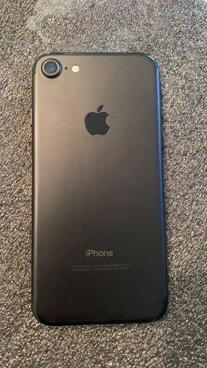 IPhone 7 Black (32GB) T-Mobile,Metro, Simple Mobil, Ultra,Layca,Smart GO for Sale in Santa Clarita, CA