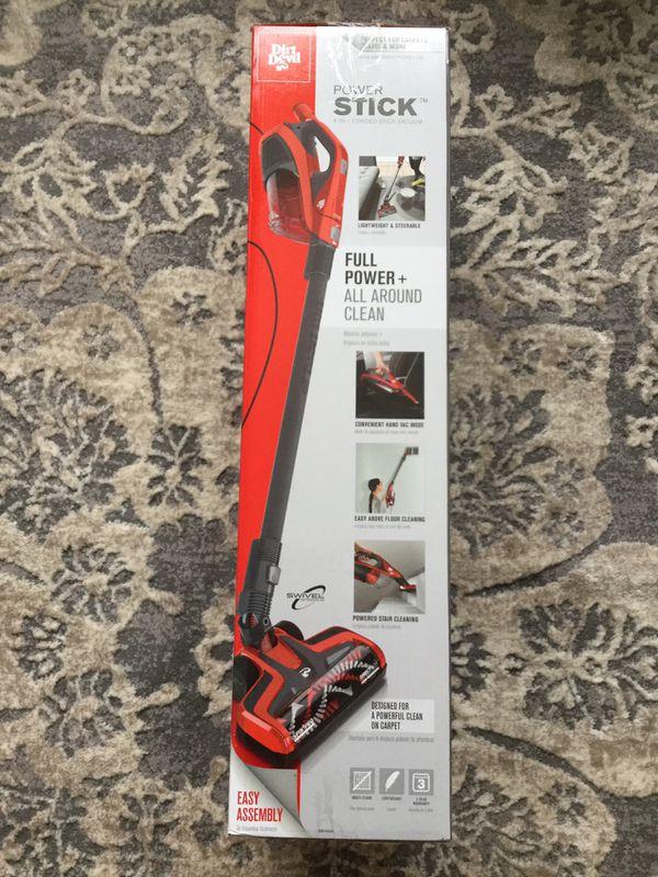 Dirt Devil Power Stick 4-in-1 Corded Stick Vacuum