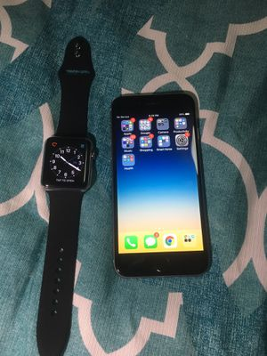 Apple iPhone 6 and Apple Watch for Sale in Salt Lake City, UT