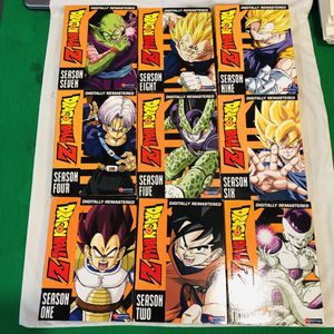 Dragon ball z| $25 each for Sale in The Bronx, NY