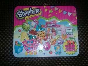 Shopkins Collector Tin for Sale in Orlando, FL
