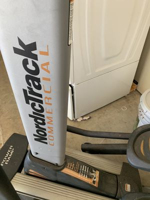 NordicTrack Elliptical for Sale in DeSoto, TX