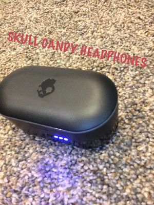 SKULL CANDY WIRELESS HEADPHONES for Sale in Eagle Mountain, UT