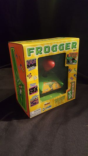 NEW SEALED Konami's FROGGER TV Arcade plug-and-play game for Sale in Vancouver, WA