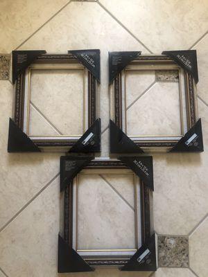 3...8 x 10 FRAMES for Sale in Riverside, CA