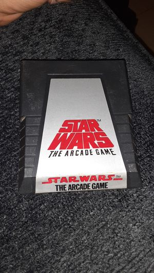 Star Wars The Arcade Game For Atari for Sale in Los Angeles, CA