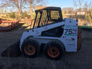 1998 Bobcat 753 for Sale in Fort Worth, TX