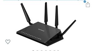 NETGEAR Nighthawk X4S Smart WiFi Router (R7800) - AC2600 Wireless Speed (up to 2600 Mbps) | Up to 2500 sq ft Coverage & 45 Devices | 4 x 1G Ethernet, for Sale in Deerfield Beach, FL