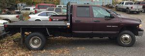 2004 Dodge Ram 3500 4x4 Dually for Sale in Wapwallopen, PA