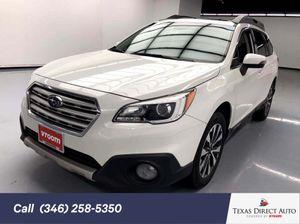 2015 Subaru Outback for Sale in Stafford, TX