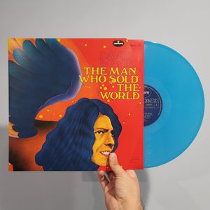 DAVID BOWIE The Man Who Sold The World Vinyl Record LP for Sale in Irwindale, CA