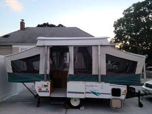 1995 Coleman pop up camper for Sale in East Providence, RI
