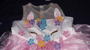 Unicorn pink dress for Sale in San Antonio, TX
