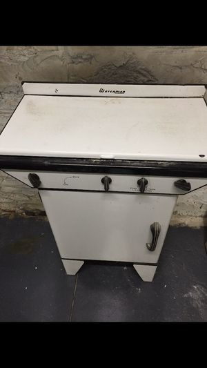 Antique Waterman gas stove for Sale in New York, NY