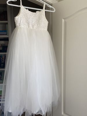 Girls size 6 flower girl / party dress for Sale in Dana Point, CA