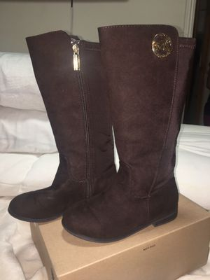 Girls Michael Kors boots for Sale in Ontario, CA