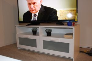 White TV stand for Sale in Jonesboro, AR